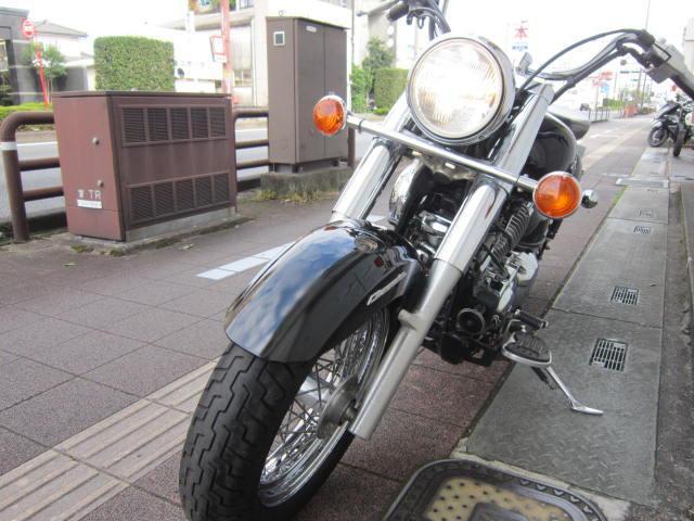 ヤマハ ドラッグスター400クラシックFIの画像(宮崎県