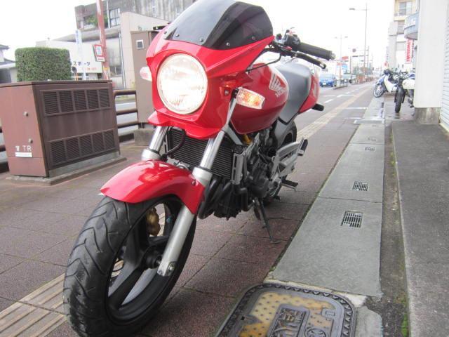 ホンダ HORNETガソリンメ-タ-付の画像(宮崎県