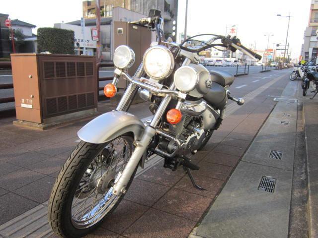 スズキ イントルーダーLC250の画像(宮崎県