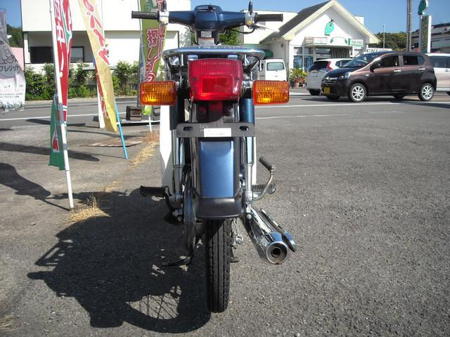 ホンダ スーパーカブ50カスタムの画像(宮崎県