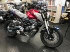CB125R ABS グーバイク鑑定車