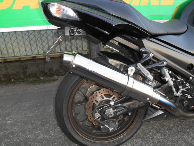 カワサキ ZZ-R1400の画像(大分県
