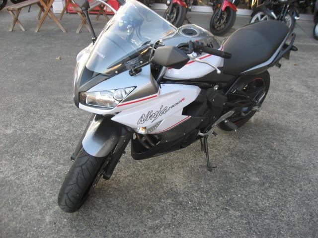 カワサキ Ninja 400Rの画像(大分県