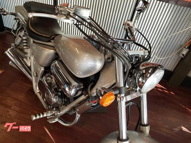 ホンダ V-TWIN MAGNA グーバイク鑑定車の画像(長崎県