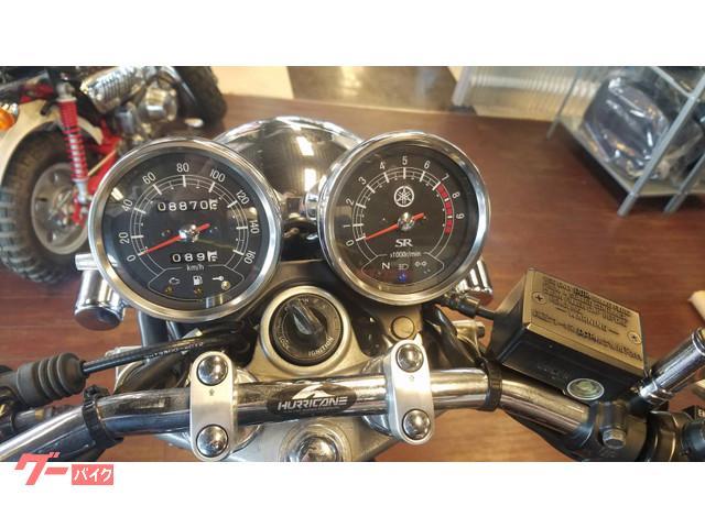 ヤマハ SR400 FI グーバイク鑑定車の画像(長崎県