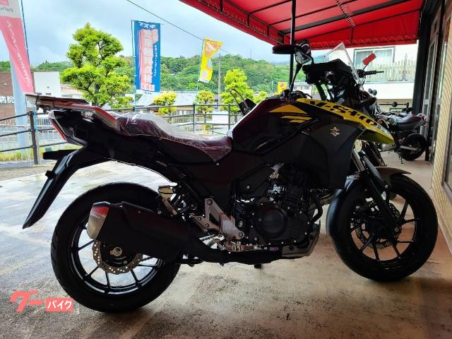 V−ストローム250ABS グーバイク鑑定車