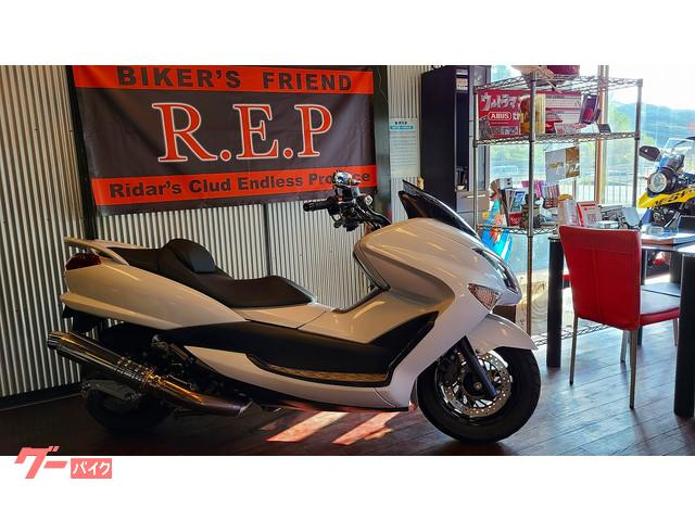 ヤマハ マジェスティ SG20 後期 グーバイク鑑定車の画像(長崎県