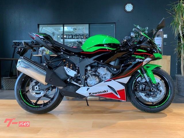 Ninja ZX−6R KRT 2021年モデル