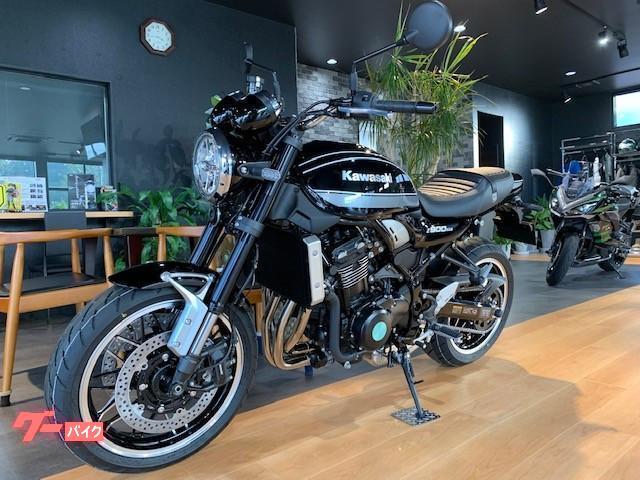 カワサキ Z900RS 2021年モデルの画像(長崎県