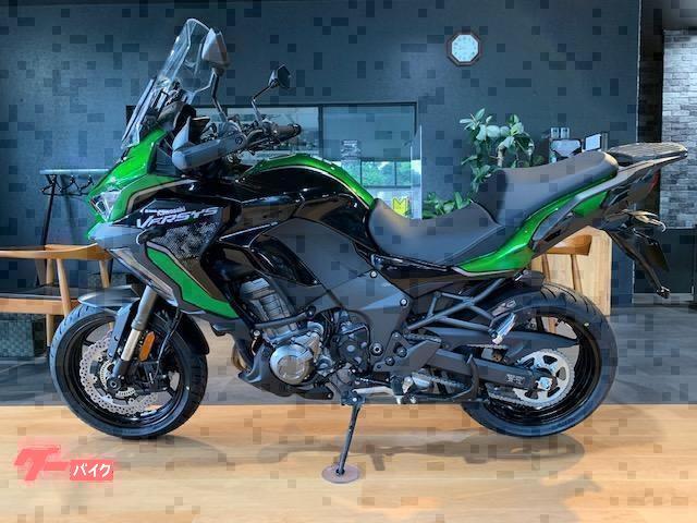カワサキ Versys 1000 SE 2021年モデルの画像(長崎県