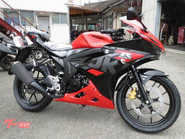 GSX−R125 ABS 新車