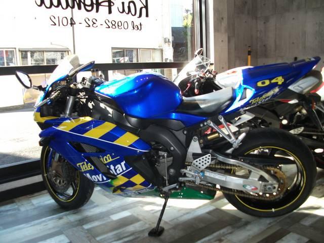 ホンダ CBR1000RRモビスターの画像(宮崎県