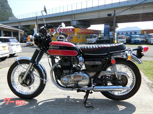 カワサキ W1SAの画像(鹿児島県