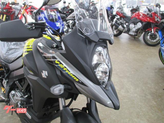 スズキ V-ストローム650XT ABS ナックルガード グーバイク鑑定車の画像(鹿児島県