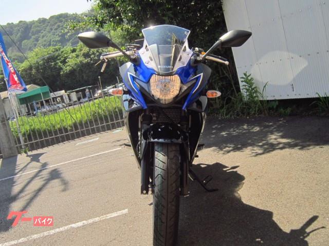 スズキ GSX250R 2019年新色の画像(鹿児島県