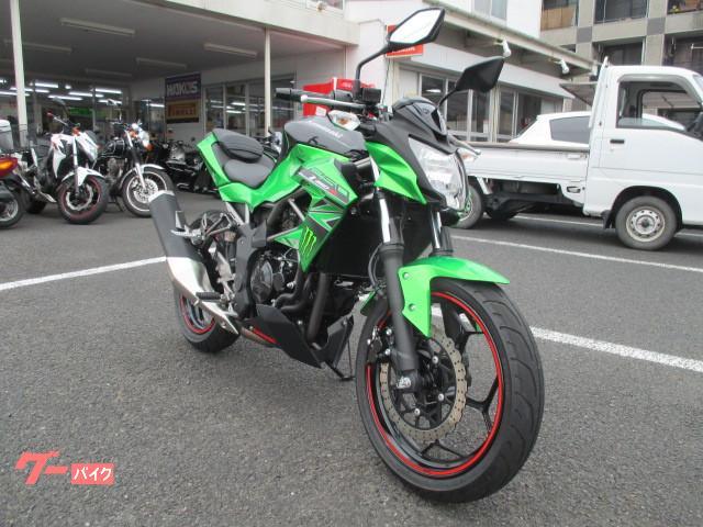 カワサキ Z250SL ローダウンの画像(鹿児島県