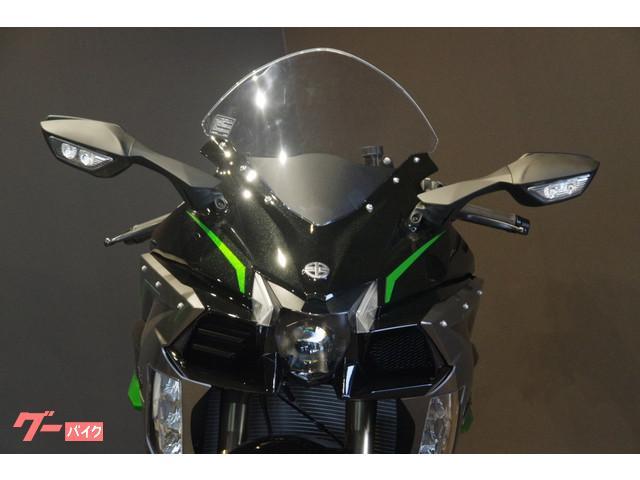 カワサキ Ninja H2 SX SE クルーズコントロール コーナリングライトの画像(鹿児島県