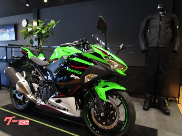 カワサキ Ninja 400 KRT 2021年モデルの画像(鹿児島県