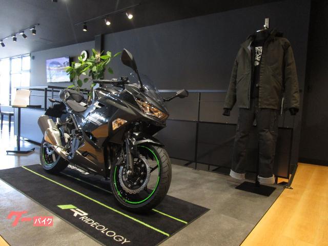 カワサキ Ninja 250 2021年モデルの画像(鹿児島県