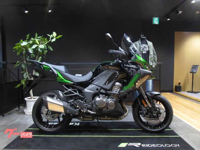 Versys 1000 SE 2021年モデル
