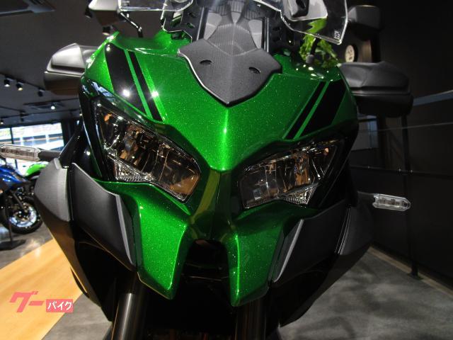 カワサキ Versys 1000 SE 2021年モデルの画像(鹿児島県