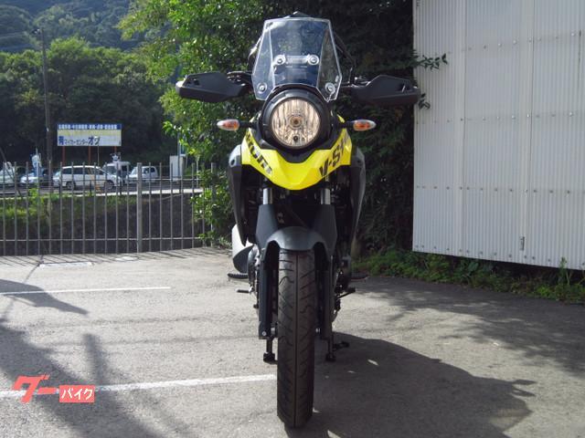 スズキ V-ストローム250の画像(鹿児島県