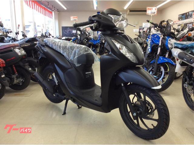 Dio110 2021モデル