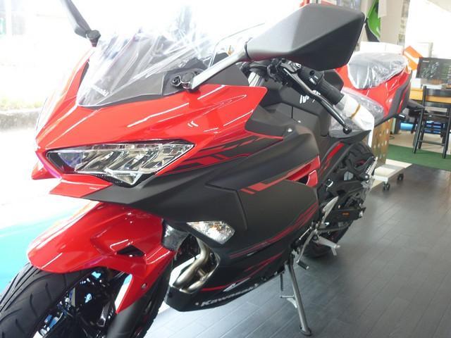 カワサキ Ninja 250の画像(鹿児島県