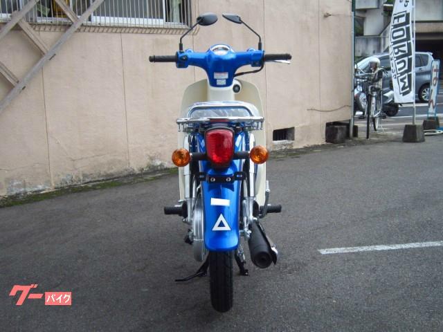 ホンダ スーパーカブ110の画像(鹿児島県