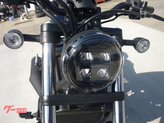 ホンダ レブル250 ABS LED アシスト&スリッパークラッチの画像(鹿児島県