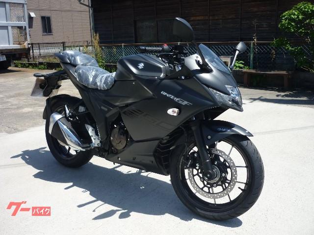 スズキ GIXXER SF 250 ABSの画像(鹿児島県