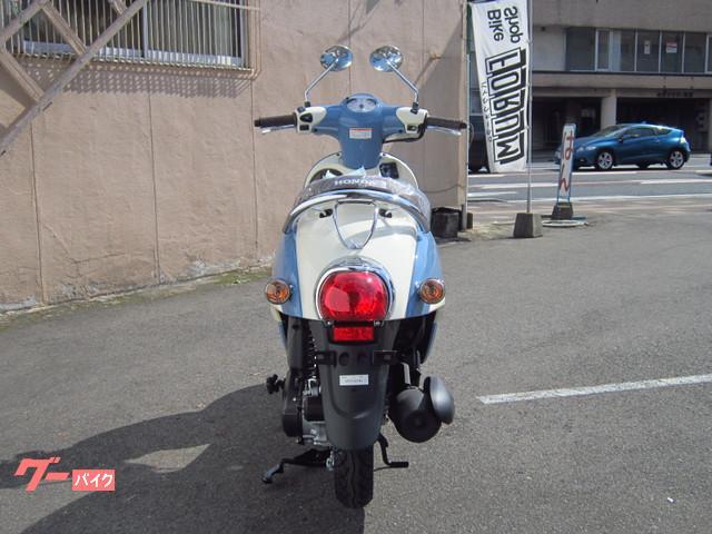 ホンダ ジョルノDX 新色 国産 アイドリングストップの画像(鹿児島県