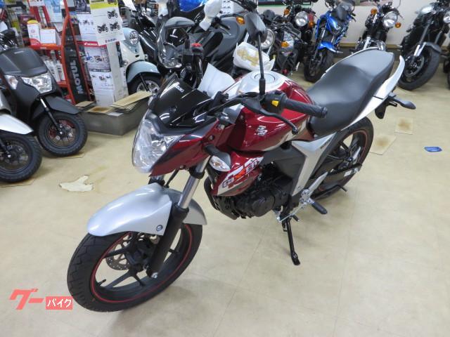 スズキ GIXXER グーバイク鑑定車の画像(鹿児島県