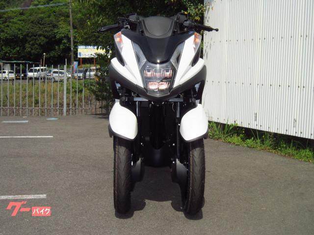 ヤマハ トリシティ155 ABS ブルーコアエンジン DCソケットの画像(鹿児島県