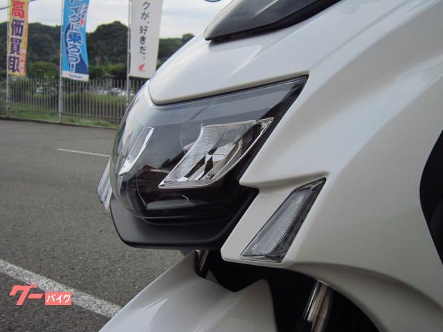 ヤマハ シグナスX 2019年モデル LEDヘッドライトの画像(鹿児島県