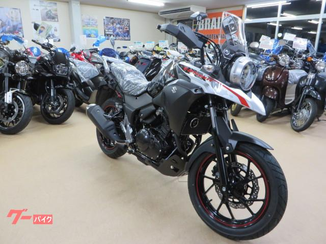 V−ストローム250 ABS 2020カラ− グーバイク鑑定車