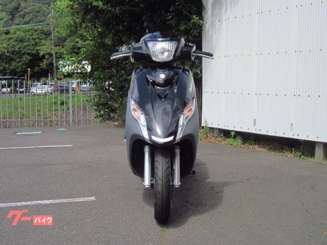 スズキ アドレス125 フラットシートの画像(鹿児島県