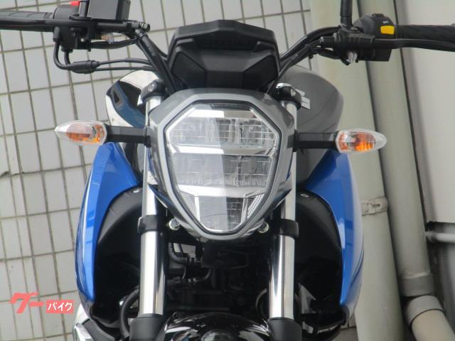 スズキ GIXXER ABS LEDヘッドライトの画像(鹿児島県