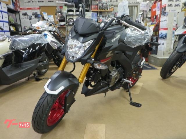 カワサキ Z125PROの画像(鹿児島県