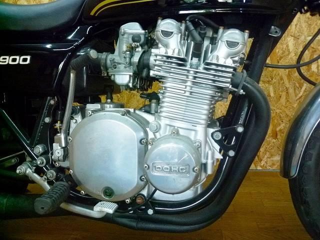 カワサキ Z900 ペイント ショート管 Z1の画像(長崎県