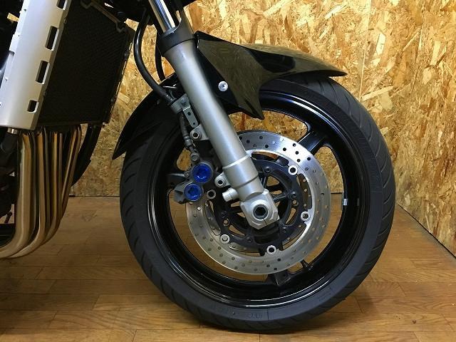 ヤマハ FZ-1 FAZER グーバイク鑑定車 ノジママフラー スライダーの画像(長崎県