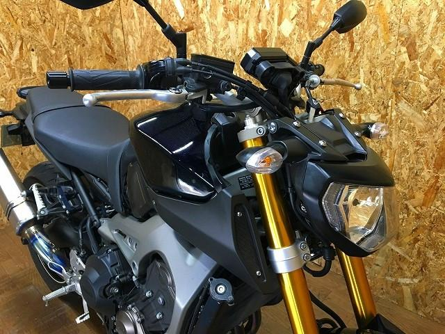 ヤマハ MT-09 ABS オーバーマフラー ETC グーバイク鑑定車の画像(長崎県