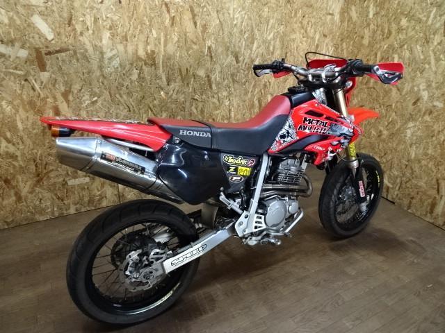 ホンダ XR250 モタード ヨシムラマフラー 社外ローター グーバイク鑑定車の画像(長崎県