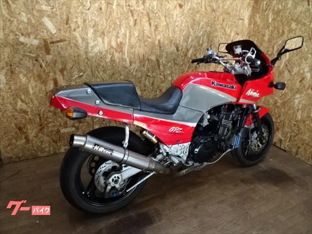 カワサキ GPZ900R バックステップ FCRキャブ グーバイク鑑定車の画像(長崎県