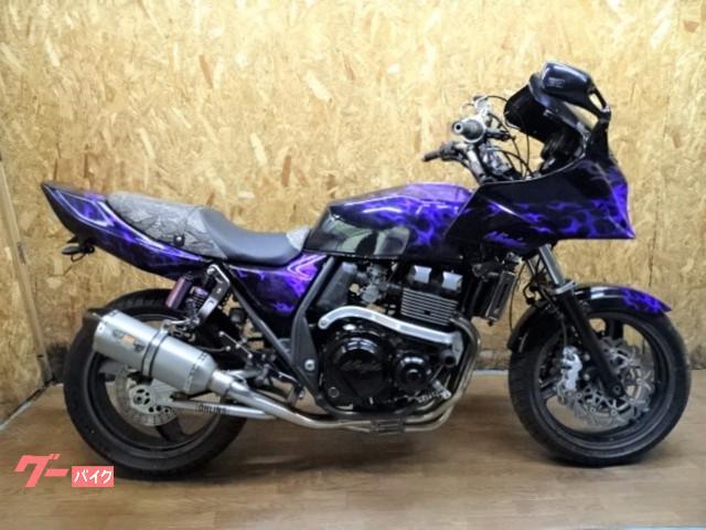 ZRX400 ZR400E 2004モデル