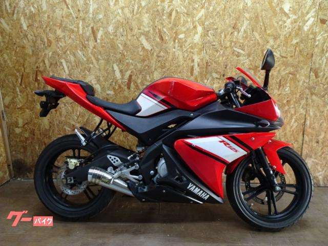 YZF−R125 グーバイク鑑定車