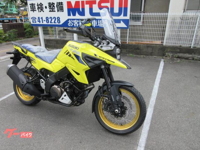 スズキ V-ストローム1050XT サイドパニア付きの画像(福岡県