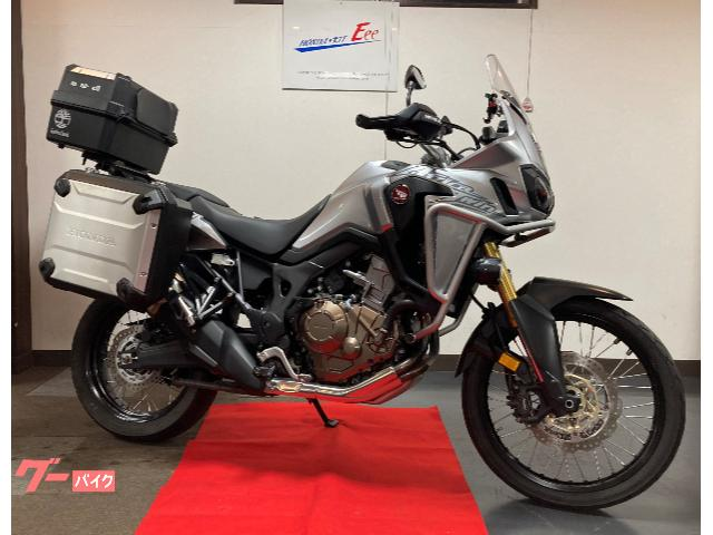 CRF1000L Africa Twin ワンキーボックス3点セット
