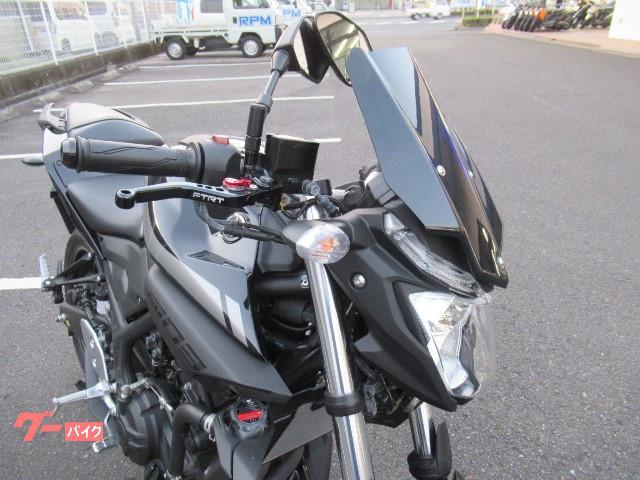ヤマハ MT-03(320cc)の画像(宮崎県