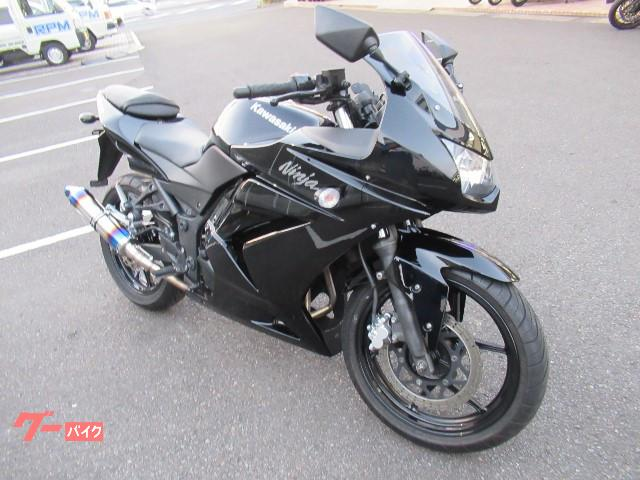 カワサキ Ninja 250Rの画像(宮崎県